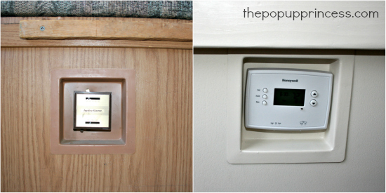 Installing a Digital Thermostat