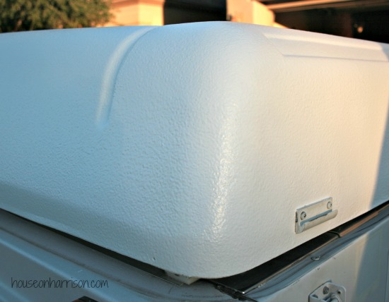 Pop Up Camper Remodel: Repairing a Coleman ABS Roof - The