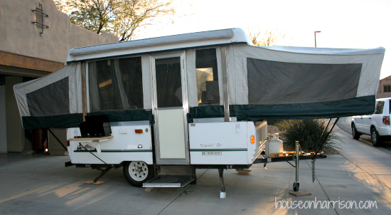 2000 Coleman Pop Up Camper Floor Plans