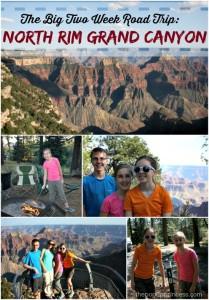 The Big Two Week Road Trip:  North Rim Grand Canyon