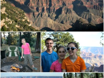The Big Two Week Road Trip:  North Rim Grand Canyon