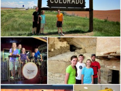 The Big Two Week Road Trip:  Durango, Colorado