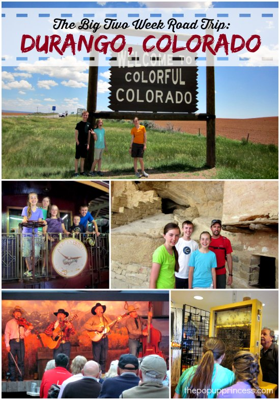 Durango Family Trip