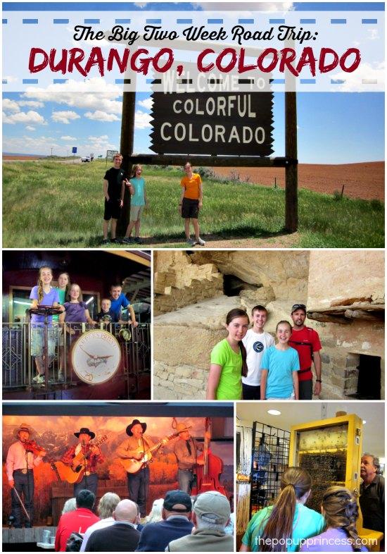 The Big Two Week Road Trip Durango Colorado The Pop Up
