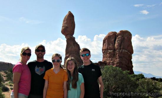 Arches NP - Balanced Rock