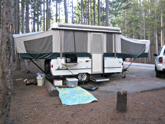 Canyon Campground