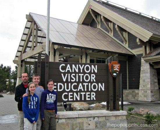 Canyon Visitor Center