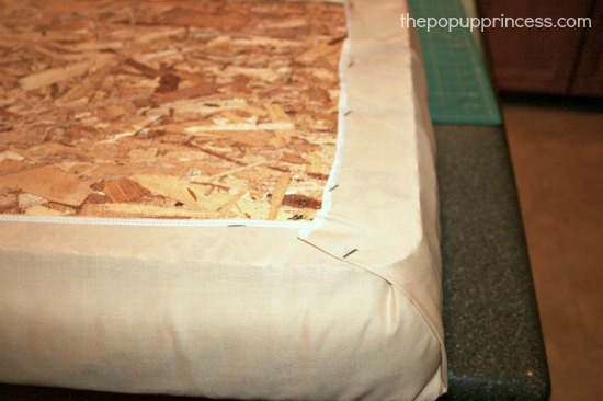 Covering Camper Cushions