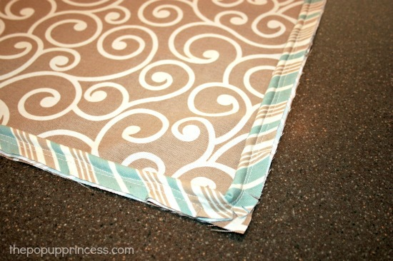 Pop Up Camper Cushion Covers