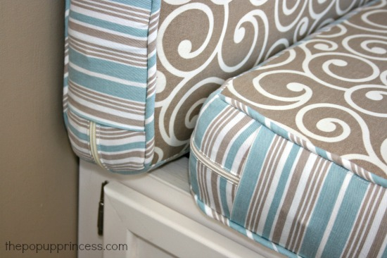 Reupholstering Your Camper Cushions The Pop Up Princess