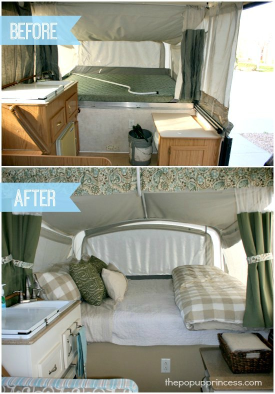 pop up camper makeover cool camper interior design design and ideas - Camper Design Ideas