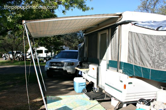 how to close jayco awning