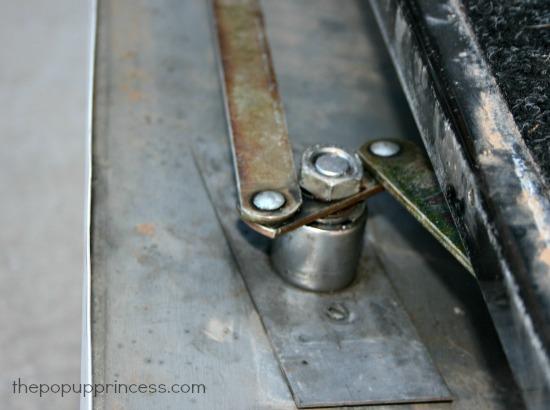Pop Up Camper Door Repair