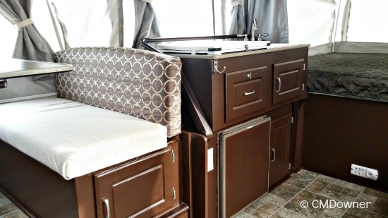 Pop Up Cabinets : Cyndie s pop up camper makeover the princess