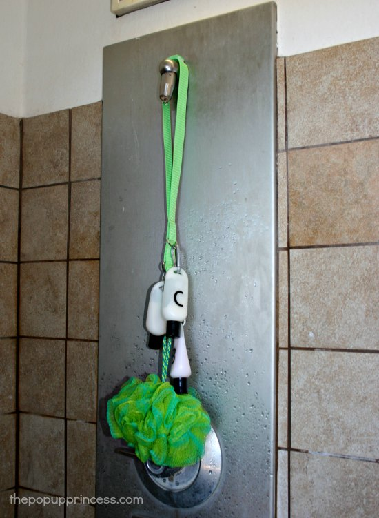 Shower Lanyard