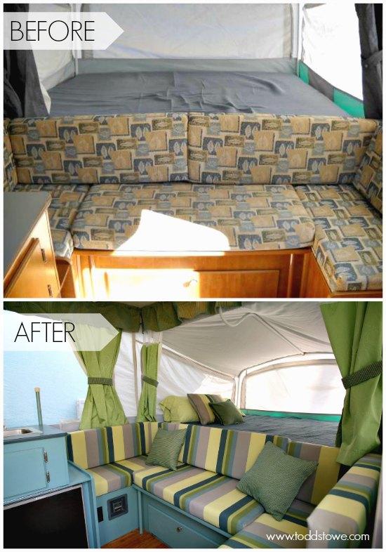 Tent Trailer Remodel