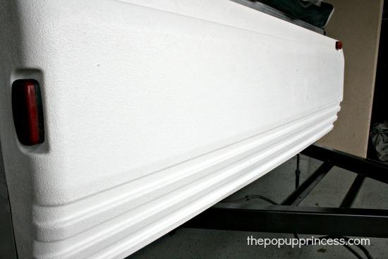 Repairing Camper Panels