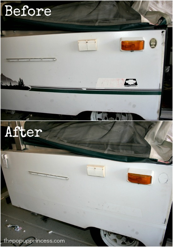 Removing RV Graphics