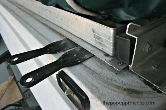 Repairing ABS Camper Panels