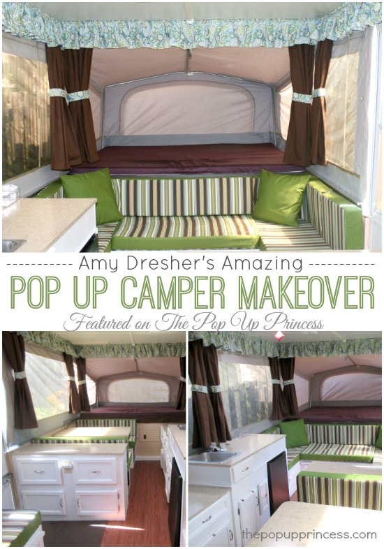 Pop Up Camper Renovations
