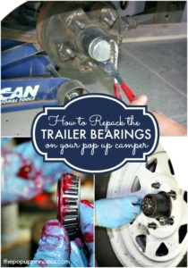 How to Grease and Repack Your Trailer Bearings
