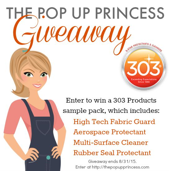303 Products Giveaway