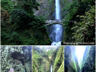 Pop Up Road Trip 2015: Columbia River Gorge