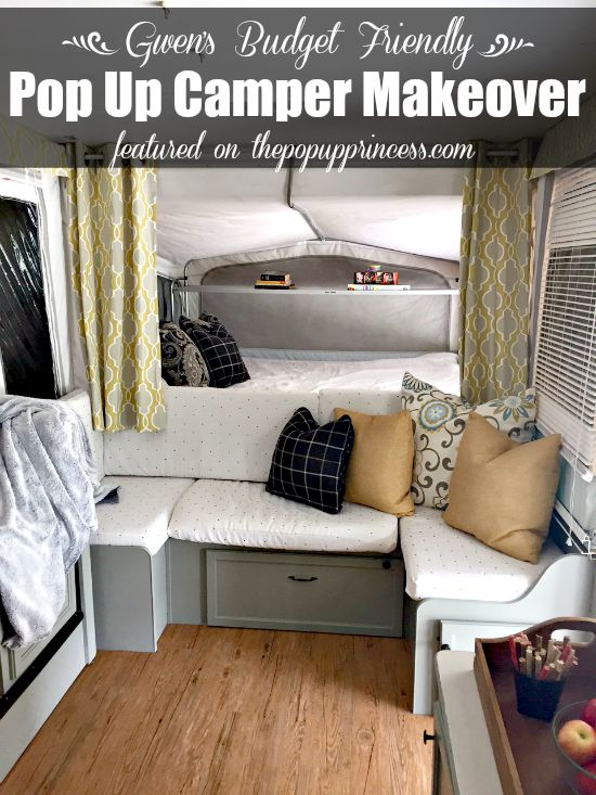 Pop Up Camper Curtain Flex Tabs Sew On Tabs Pop Up Camper
