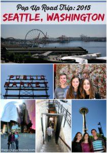 Pop Up Road Trip 2015: Seattle, WA
