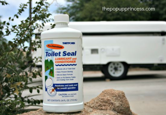 Maintaining Your Pop Up Camper Toilet