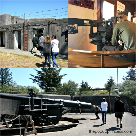 West Batteries and Museum