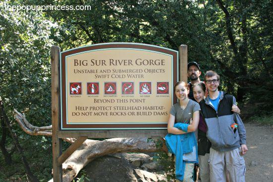 Big Sur Gorge