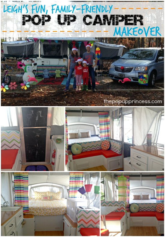 Pop Up Camper Renovation