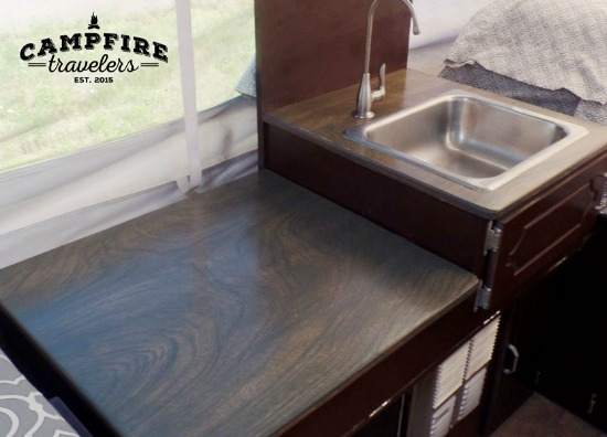 Pop Up Countertops