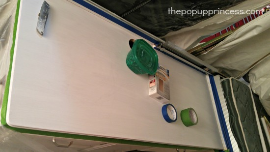 Pop Up Camper Countertops