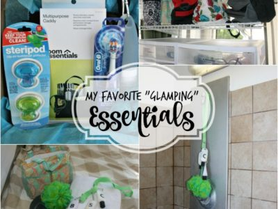 A Few of My Favorite {Glamping} Essentials – Spring 2016
