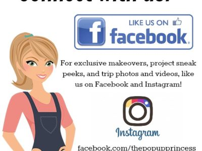 Follow Us on Facebook and Instagram!