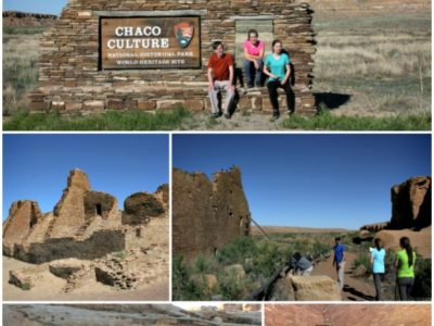 Pop Up Road Trip 2016:  Chaco Culture National Park