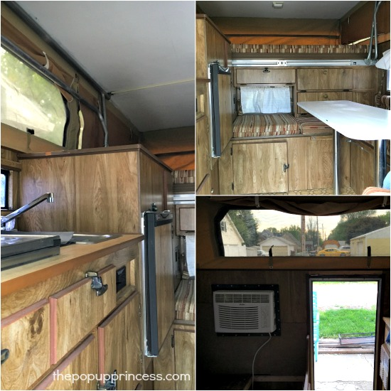 Rick Sharons Truck Pop Up Camper Makeover