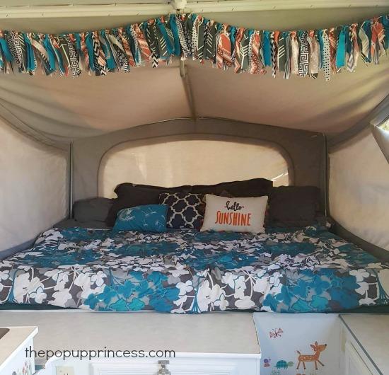 Pop Up Camper Valance