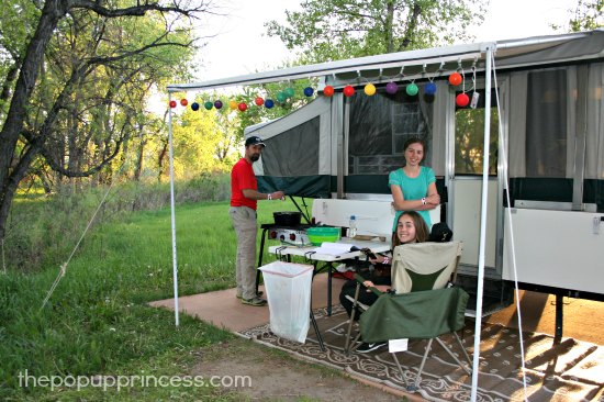 Cherry Creek State Park Camping