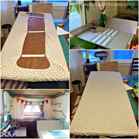 Karrie S Apache Pop Up Camper Makeover The Pop Up Princess