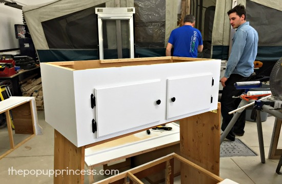 Marie Andree S Pop Up Camper Makeover The Pop Up Princess