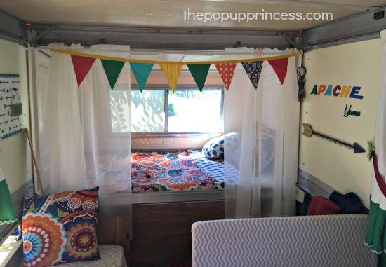 Karrie s apache pop up camper makeover the pop up princess