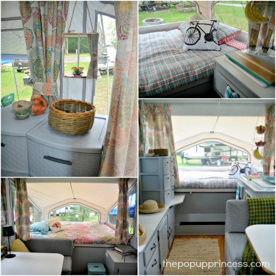 Amy Lynch S Pop Up Camper Makeover The Pop Up Princess