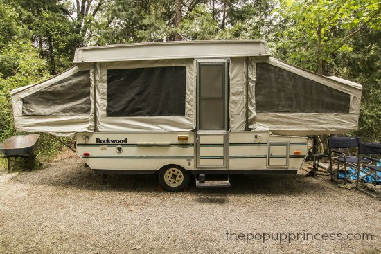 Pop Up Camper Exterior