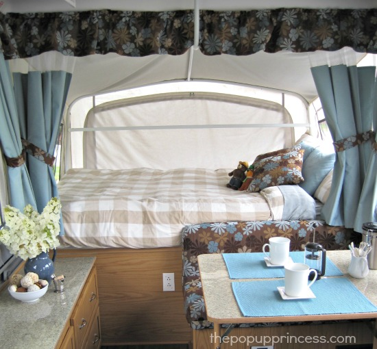 Lisa Ann S Pop Up Camper Makeover The Pop Up Princess