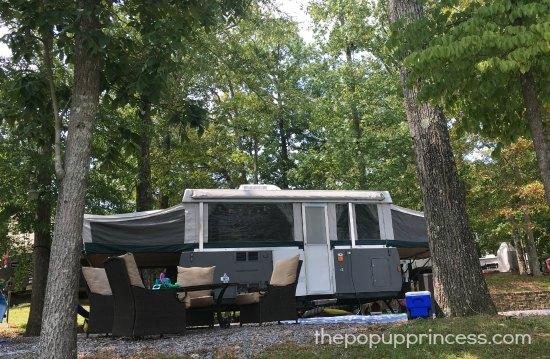 Pop Up Camper Exterior