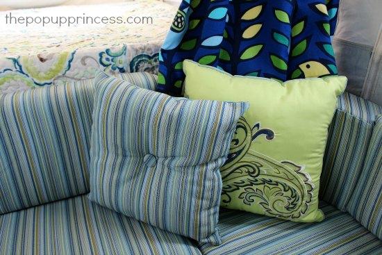 Pop Up Camper Pillows