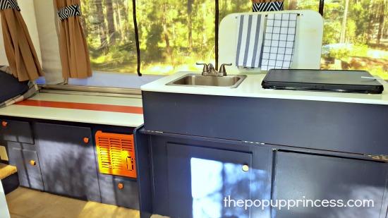 Pop Up Camper Cabinets